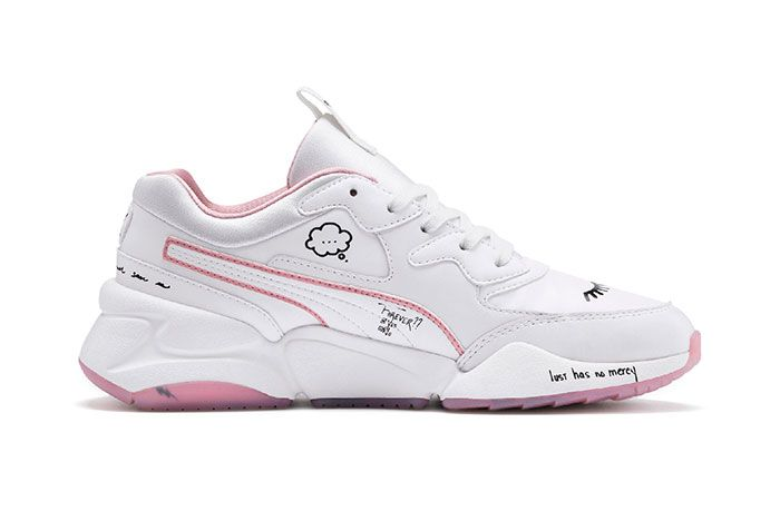 Puma X Sue Tsai Love 101Cali Aeon Nova Basket Side9