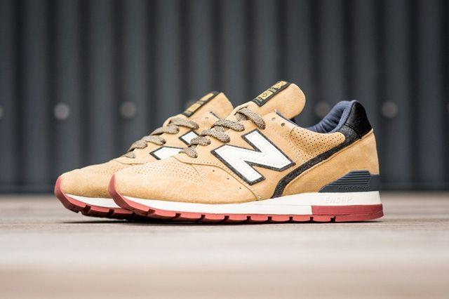 New Balance 996 Tan 2