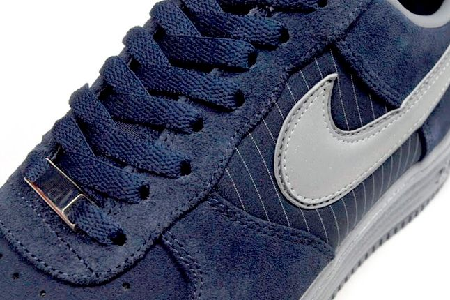 Nike Lunar Force 1 City Collection Newyork Midfoot Detail 1