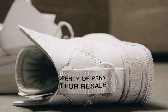 Psny Air Force 1 Release 9 Sneaker Freaker