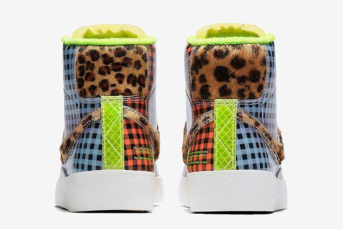 Nike Blazer Mid Gel Patterns Cj4239 491 4