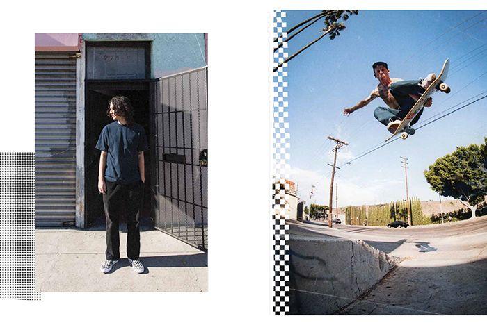 Jason Dill Vans Checkered Pack 8