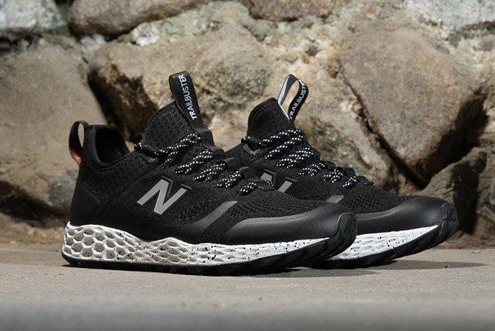 New Balance Trailbuster Fresh Foam Black 9