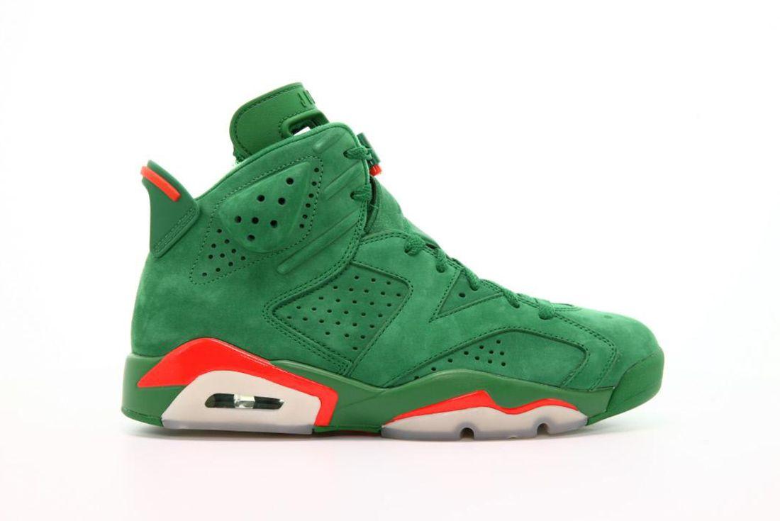 Gatorade X Air Jordan 6 Pine Green Release Date Sneaker Freaker 1