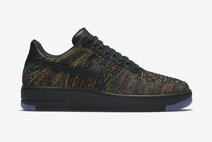 Nike Air Force 1 Low Flyknit Multicolour5
