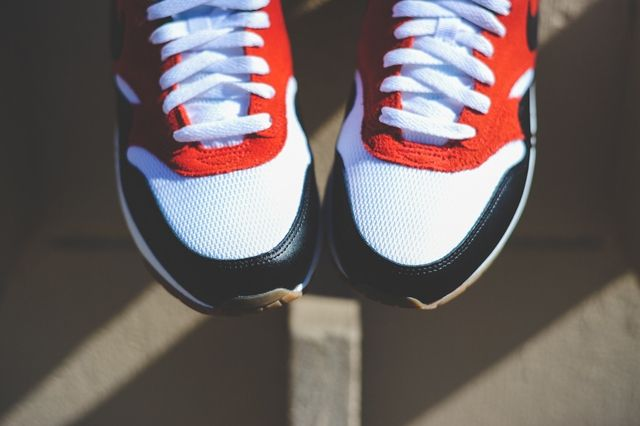 Nike Air Max 1 Gamma Orange 2