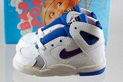 Nike Baby Sport Flight Huarache Purple Royal Blue Thumb