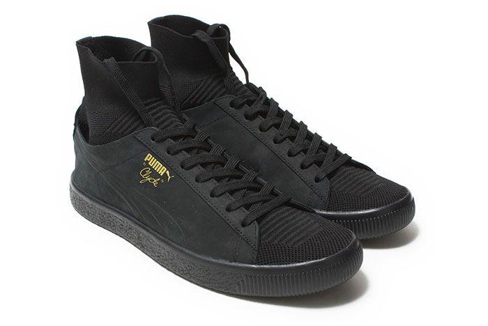 Puma Clyde Sock Select 6