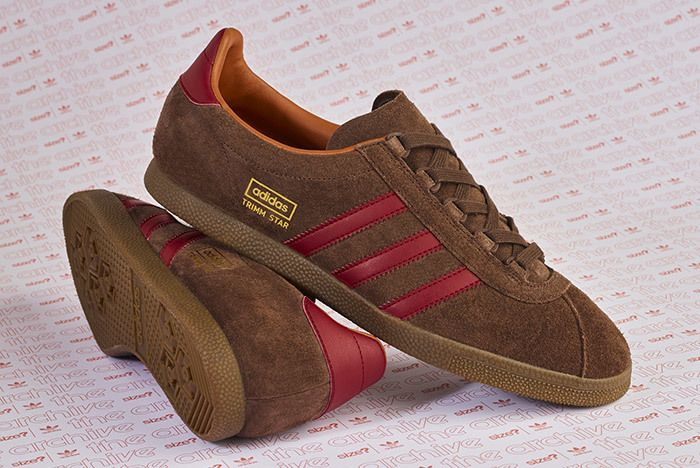 Adidas Trimm Star Brown 2