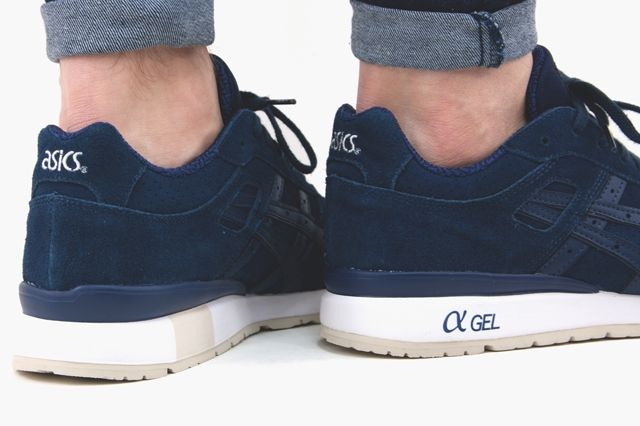 Asics Gt Ii Suede Pack 6