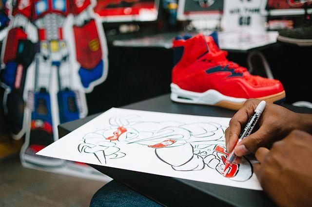 Sneaker Con 55