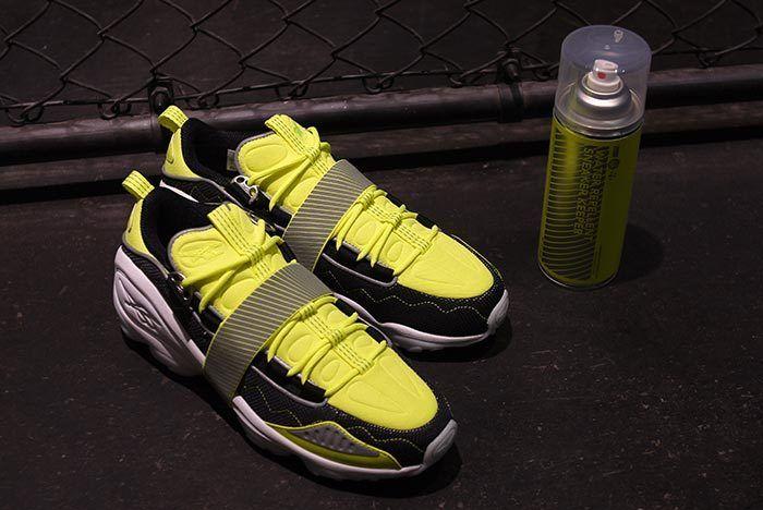 Winiche Co X Mita Sneakers Reebok Dmx Run 10 9
