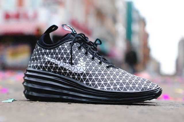 Nike Wmns Lunar Elite Sky Hi Qs Nyc Fashion Week 8