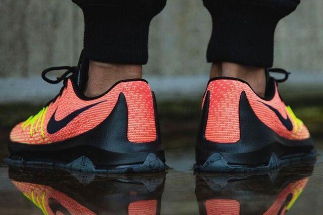 Nike Kd8 Total Orange 4