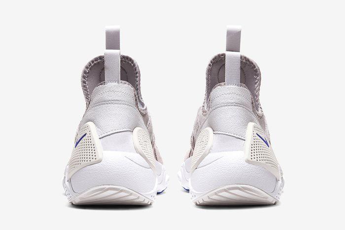 Nike Huarache Edge Txt Suede Heels