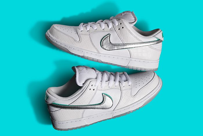 Diamond Supply Co Nike Sb Dunk Low Official 5