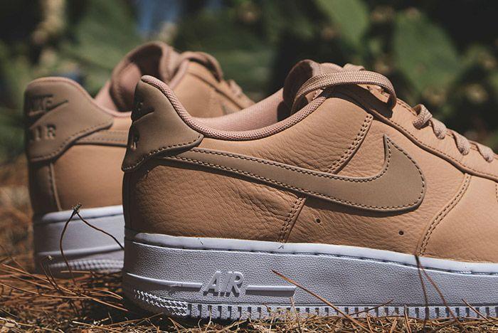 Nike Air Force 1 07 Premium Vachetta Tan Leather 3