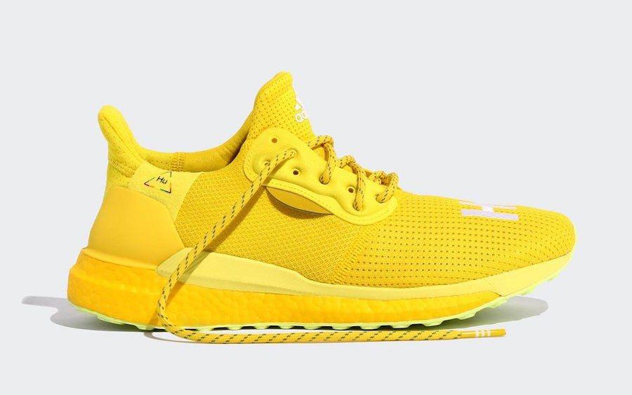 Adidas Solar Hu Glide Yellow Ef2379 Release Date