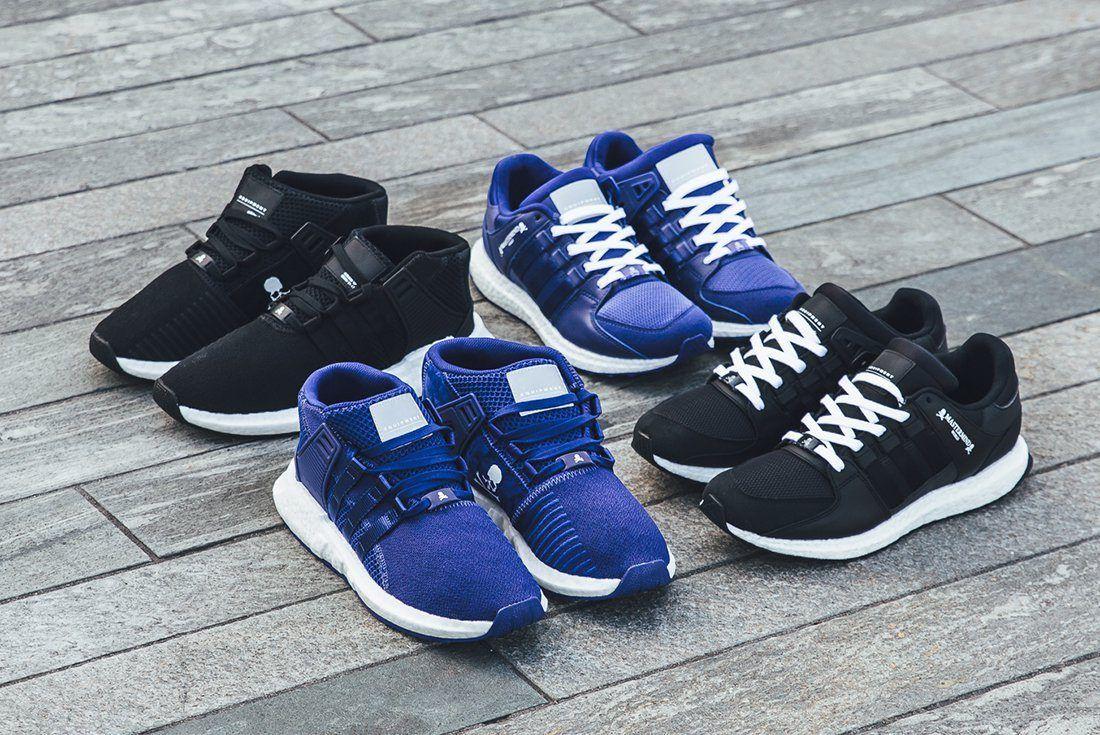 Mastermind X Adidas Eqt Pack 5