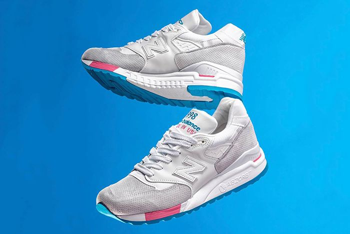 New Balance 998 Cotton Candy 4 Sneaker Freaker
