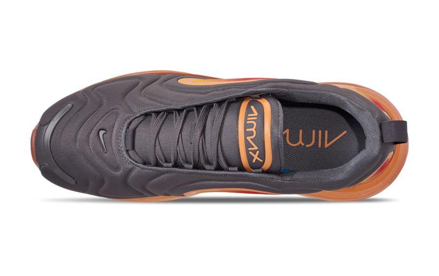 Nike Air Max 720 Fuel Orange Ao2924 006 Top Shot 3