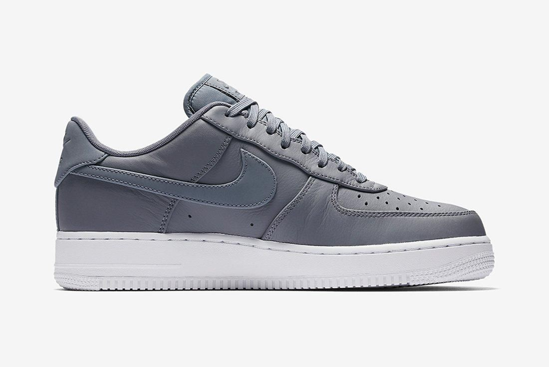 Nike Air Force 1 Refelctive Swoosh Pack 10