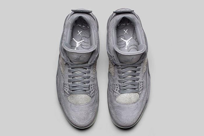 Kaws X Air Jordan 4 Official Details Announced5