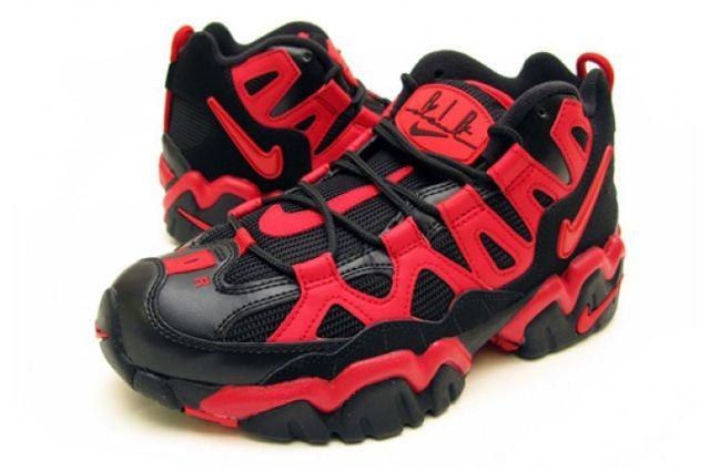 Nike Air Slant Uni Red 2