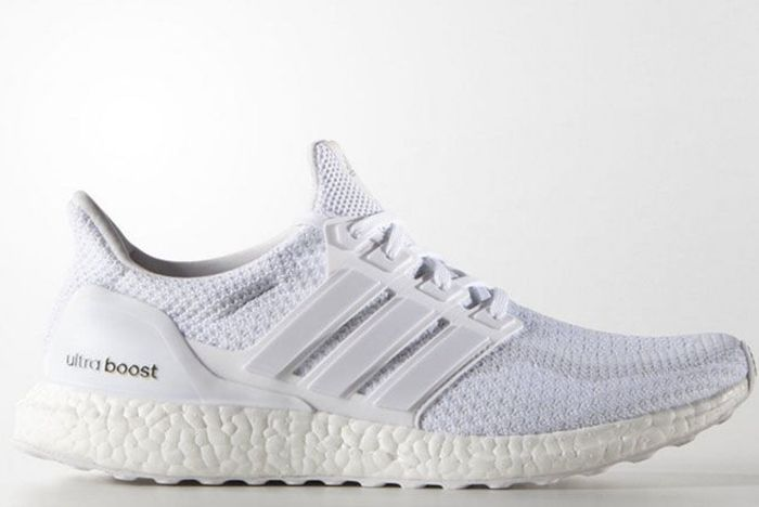 Adidas Ultra Boost Triple White 2