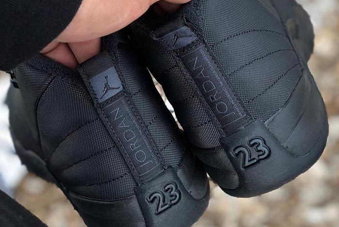 Air Jordan 12 Winterized 2