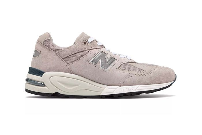 New Balance 990V2 M990N2 Lateral