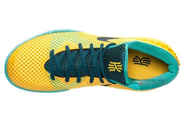 Nike Kyrie 1 Tour Yellow 1