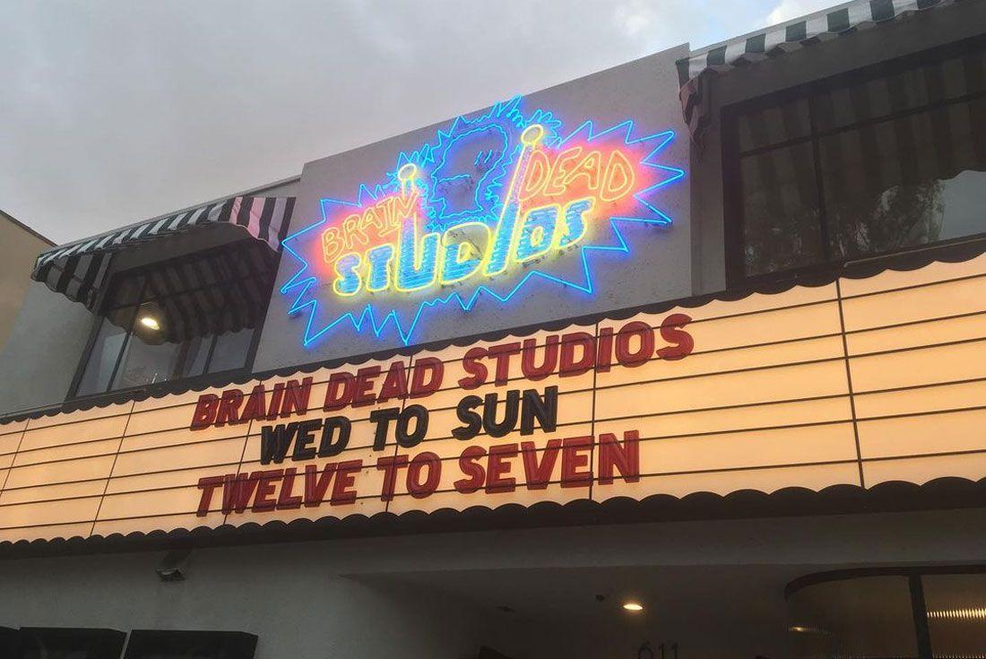 Brain Dead Theatre
