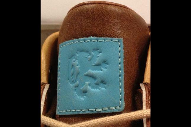 Nike Lebron X Lifestyle Nrg Leather Tongue 1