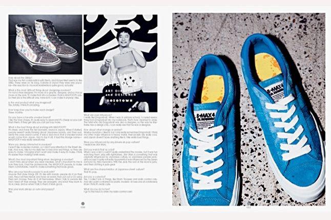 Kicks Japan Book By Manami Okazaki Geoff Johnson 6 1