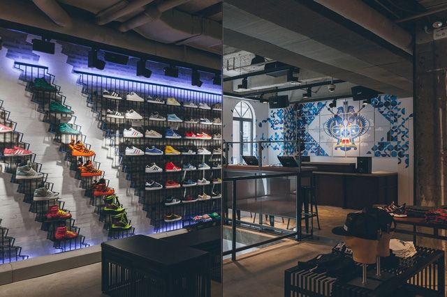 Adidas Original Shanghai Flagship Store Opening 7