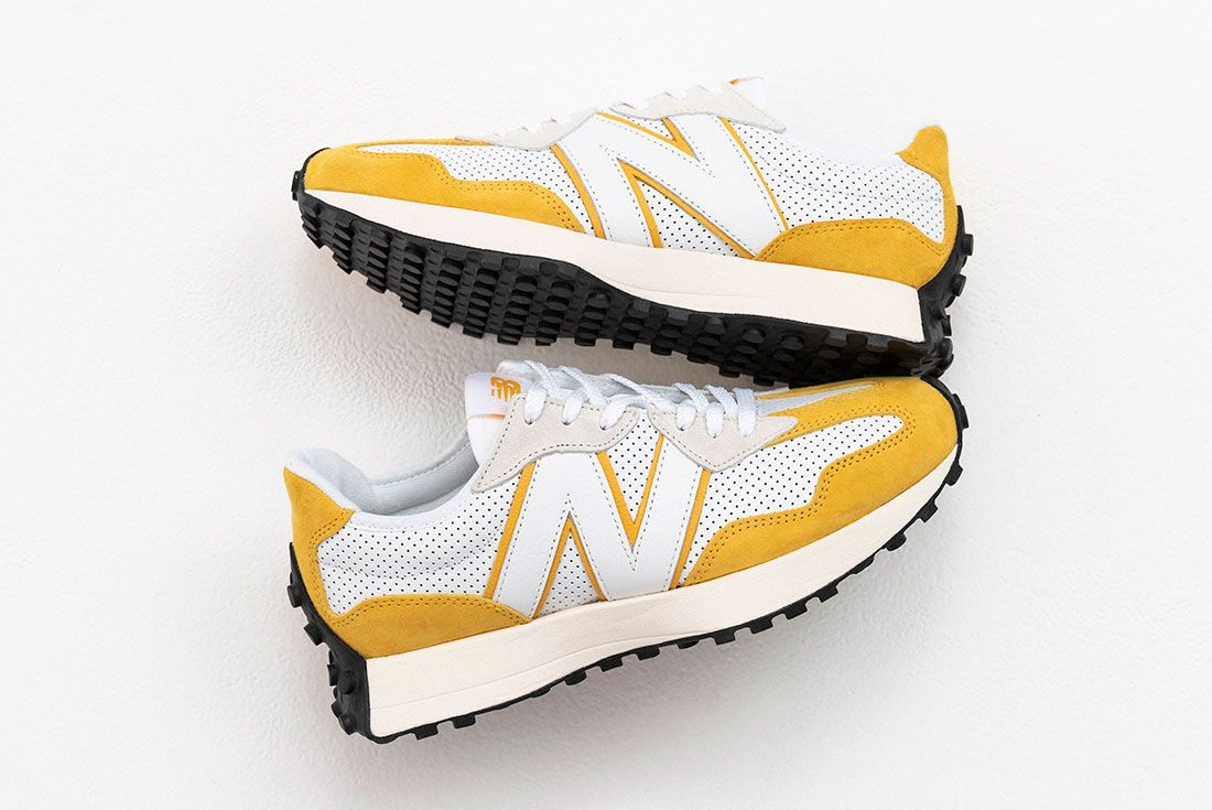 New Balance 327 Primary Pack Yellow MS327PG