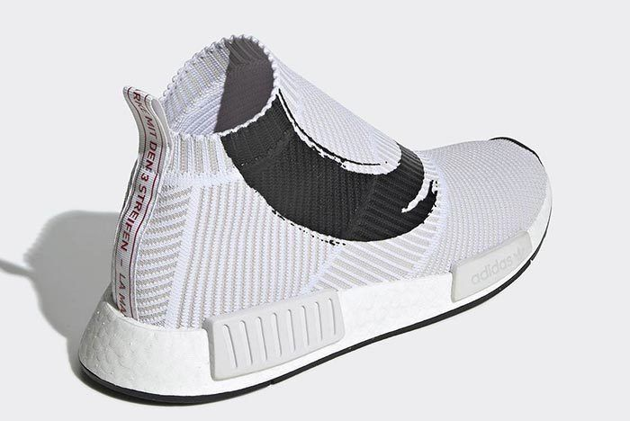 Adidas Nmd City Sock Koy Fish 7