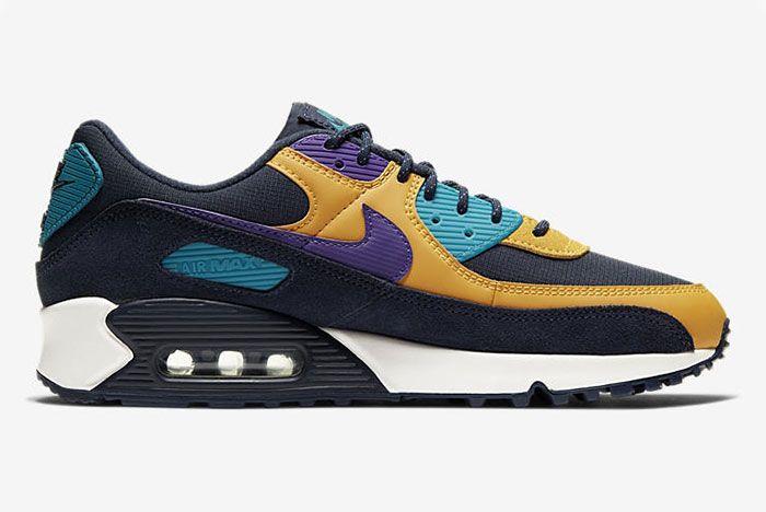 Nike Air Max 90 Qs Acg Black Yellow Cn1080 200 Official4