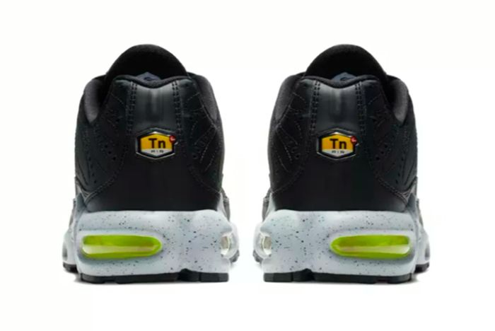 Nike Air Max Plus Premium Black Grey 3