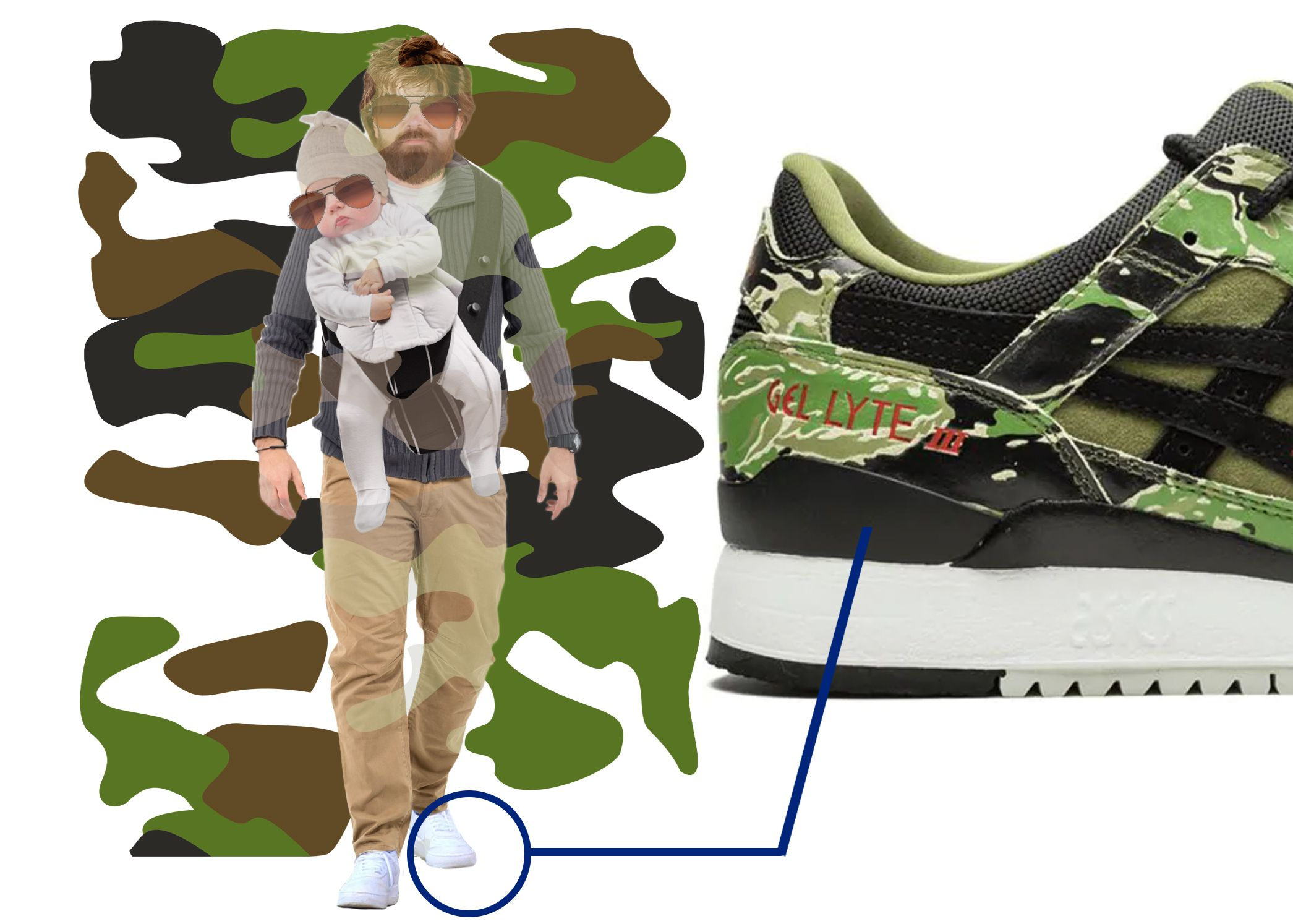 Tips for Sneakerheads That Have Recently Become Parents