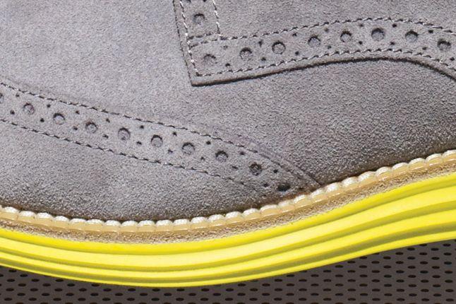 Nike Lunar Wingtip Cole Haan Detail 1