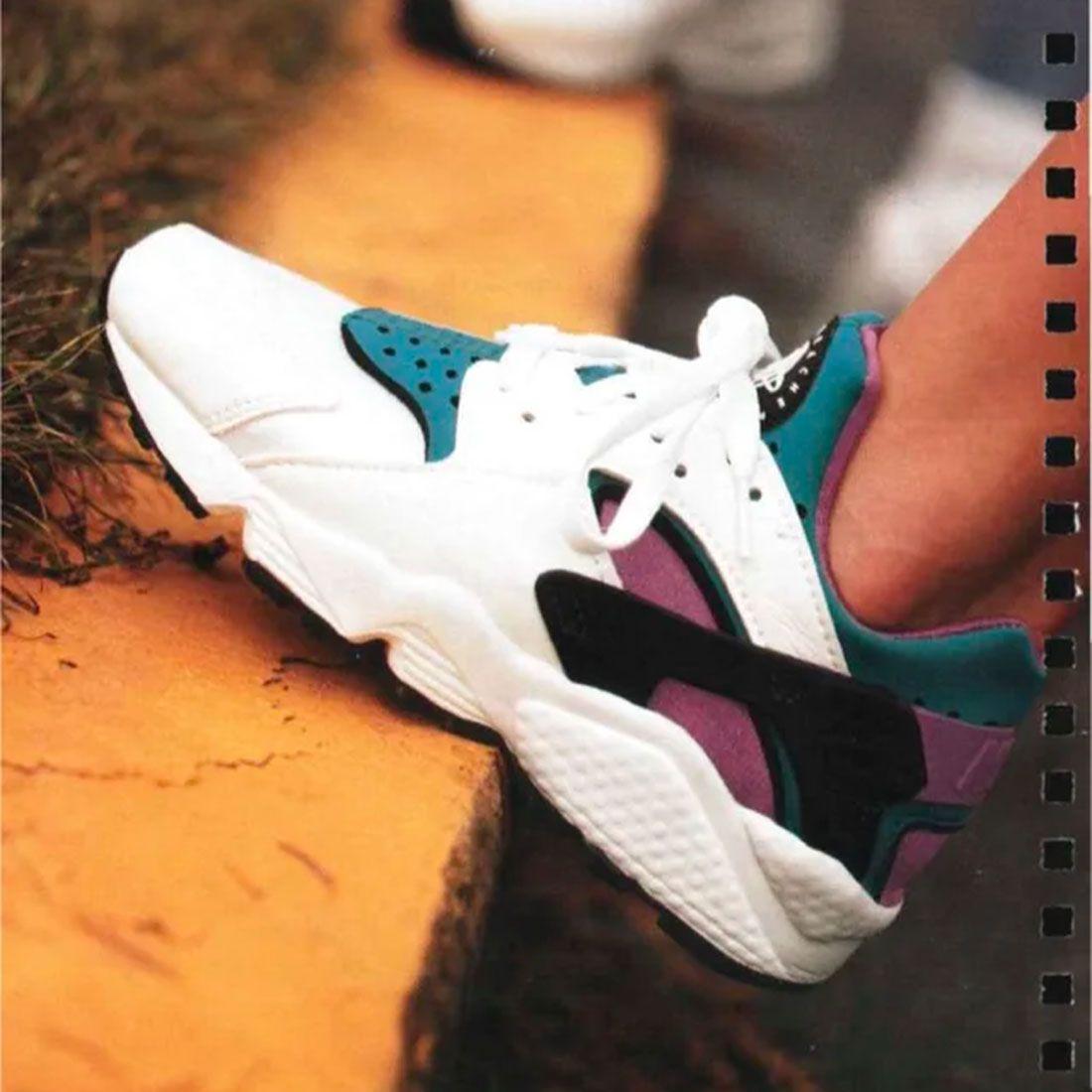 Nike Catalog 1992 Huarache Aquatone