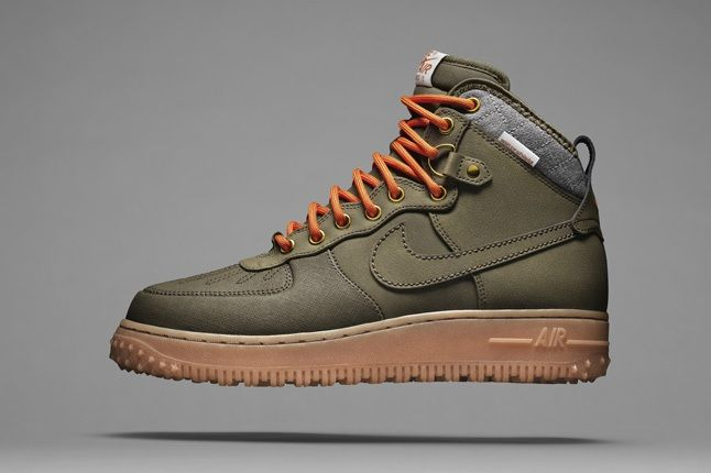 Nike Snearboots 2013 Af1 Duckboot 1