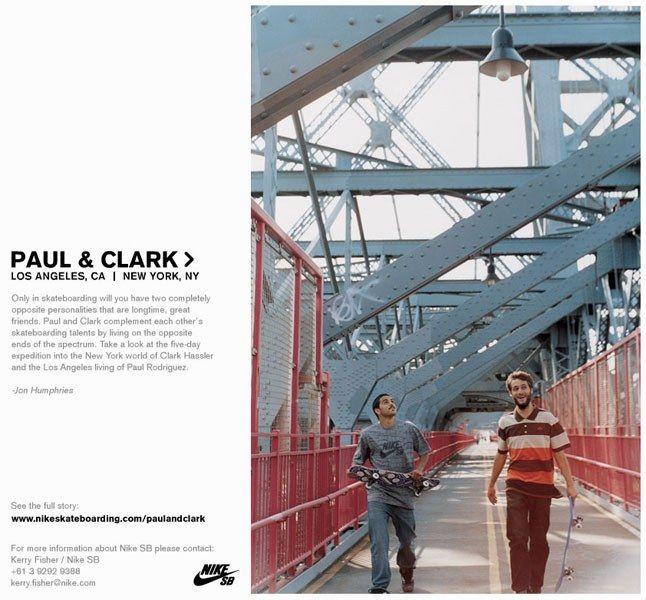 Paul Clark 1