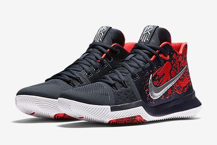 Nike Kyrie 3 Samurai6