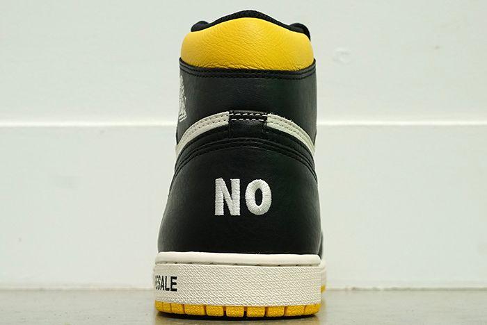 Air Jordan 1 Not For Resale Pack 9