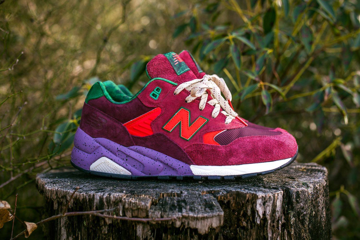 Packer X New Balance Mt 580