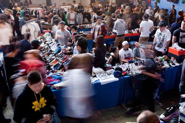 Sneaker Freaker Swap Meet 2