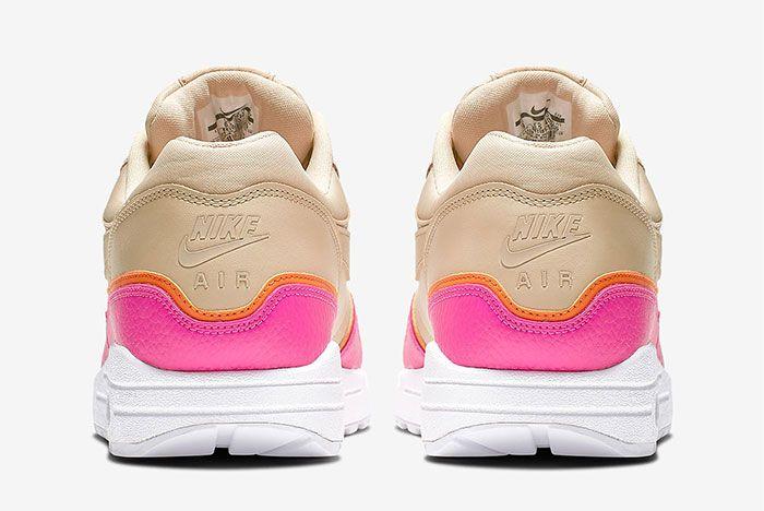 Nike Air Max 1 Layer Pink Heel